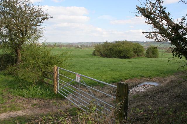 Farmland at Upper Broughton
