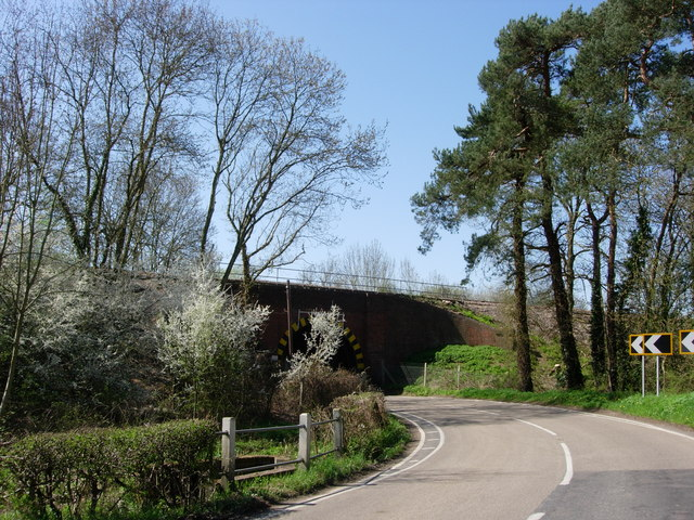 Bough Beech Railway Arch