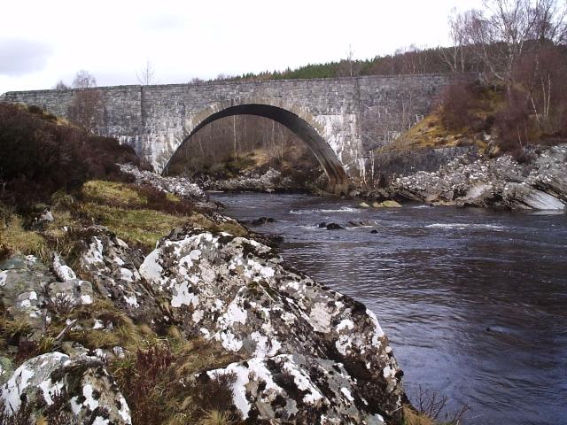 Oykel Bridge