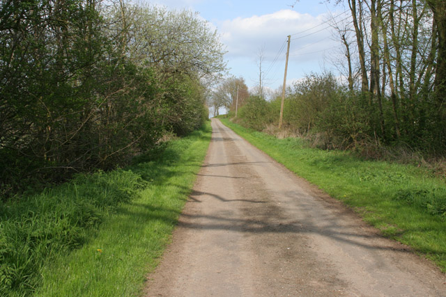 Folly Hall Lane, Hickling Pastures
