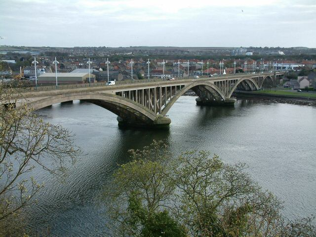 Bridge over River Tweed