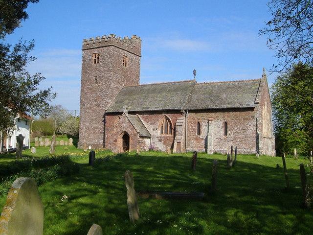 St Mary's church, Stockleigh Pomeroy