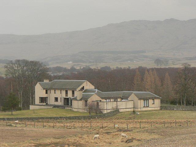 Glenquaich Lodge