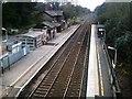 SJ6071 : Cuddington Railway Station by Jo Lxix