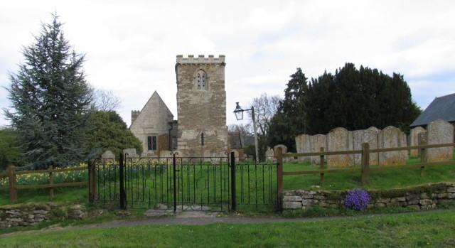 St Peter's Brooke