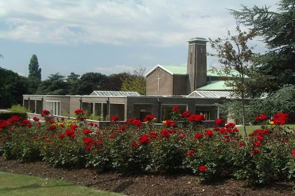 Portchester Crematorium