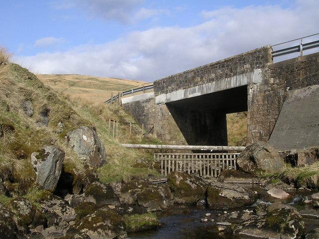 Alnwick Bridge, above Campsie Glen