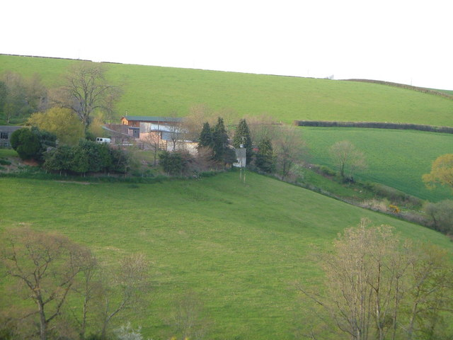 Pitt Farm, Whitestone