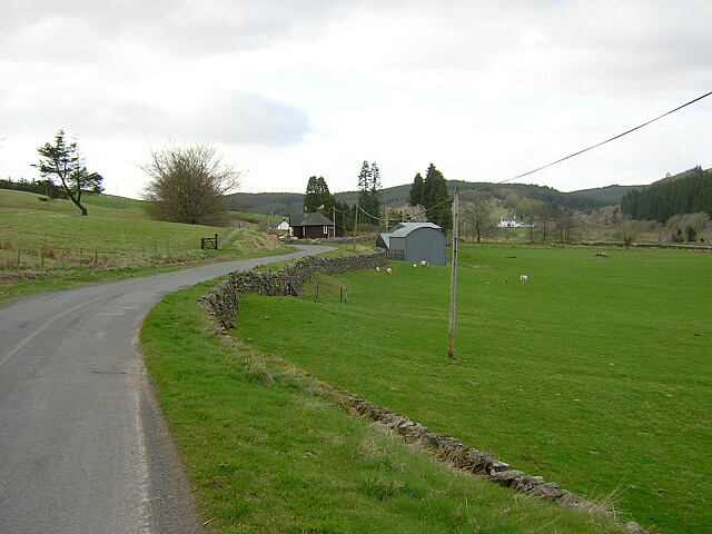 View Towards Burnfoot