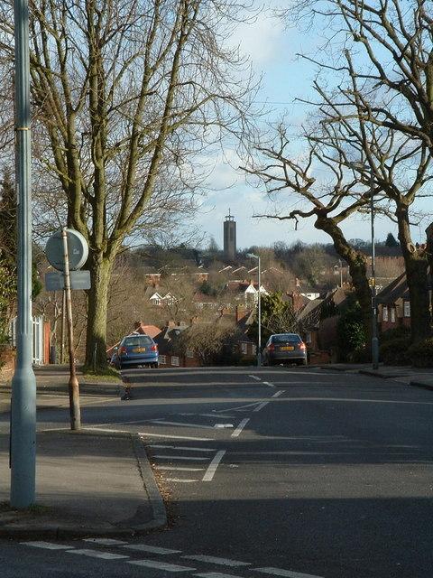 Colebourne Road