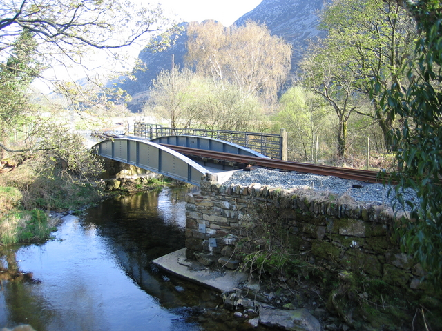 Restored Plas-y-Nant Bridge