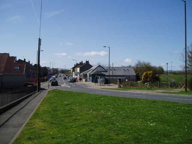 Cowie, Stirlingshire