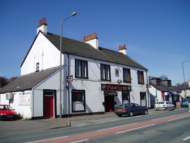 The Plean Tavern, Stirlingshire