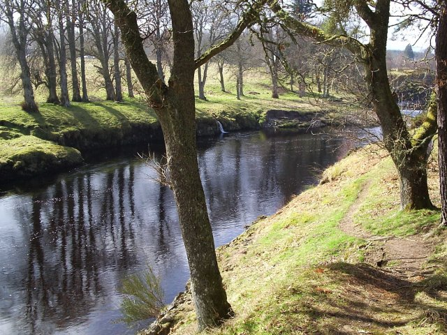 The River Carron