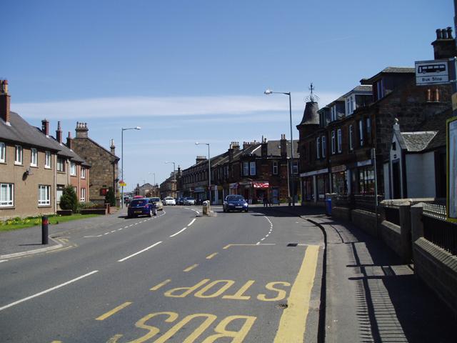 Larbert Main Street