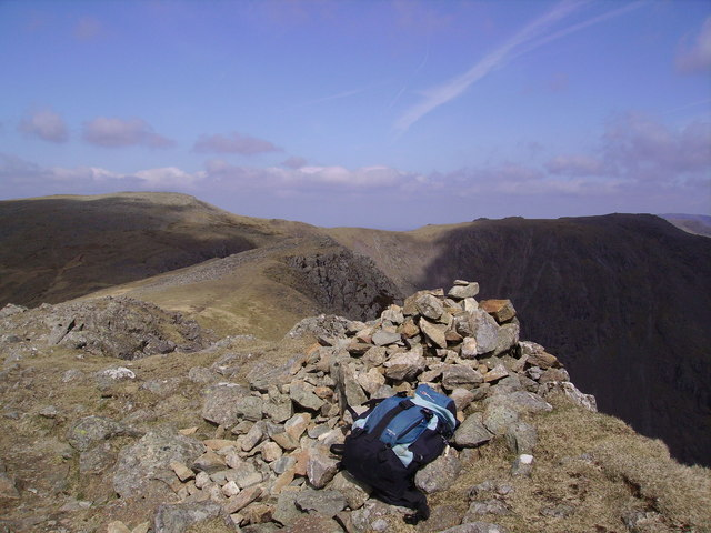 Summit Cairn Red Pike Wasdale
