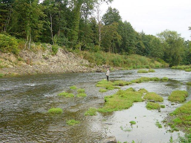 River Severn at Abermule