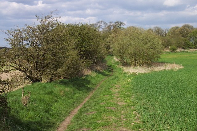 Footpath to Prospect Village