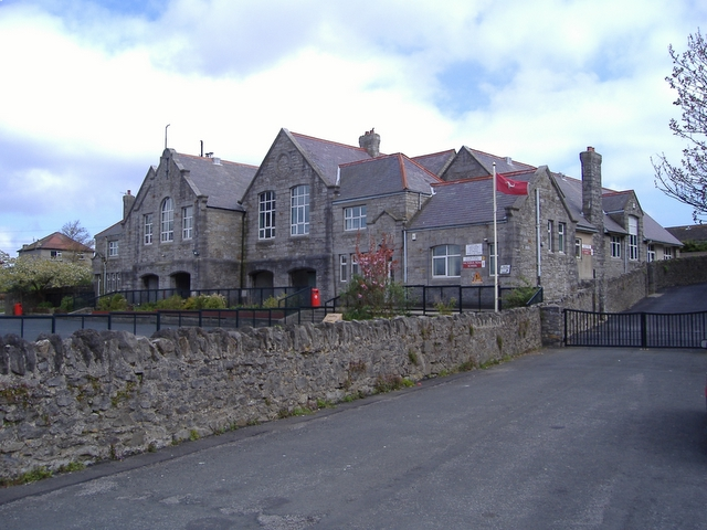 Victoria Road School, Castletown