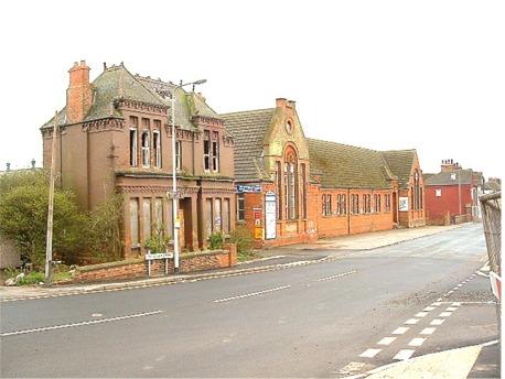 Goole, Old Goole Board School