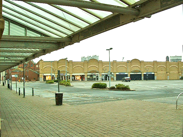 Goole, Wesley Square