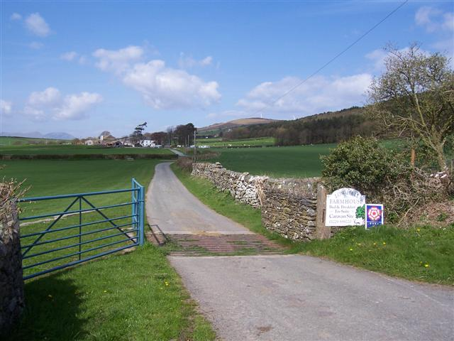 Low Hall Farm and Caravan site