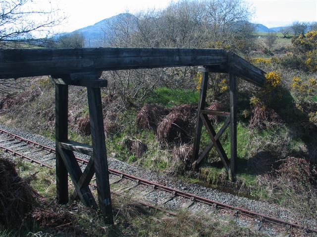 Wooden Aqueduct