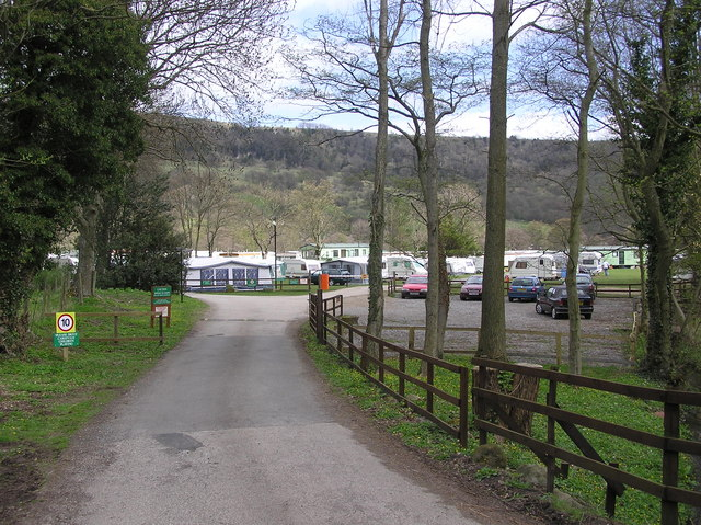 Swaleview Caravan Site