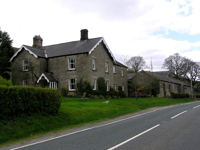 Thorpe House Farm on Reeth Road
