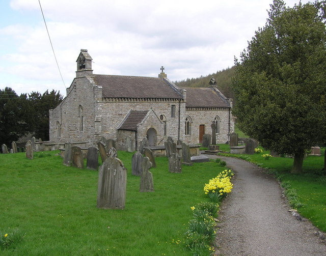 St. Michael and All Saints : Downholme.