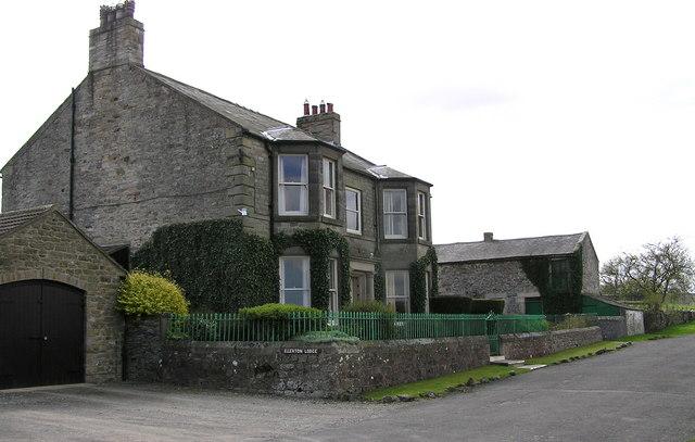 Ellerton Lodge.