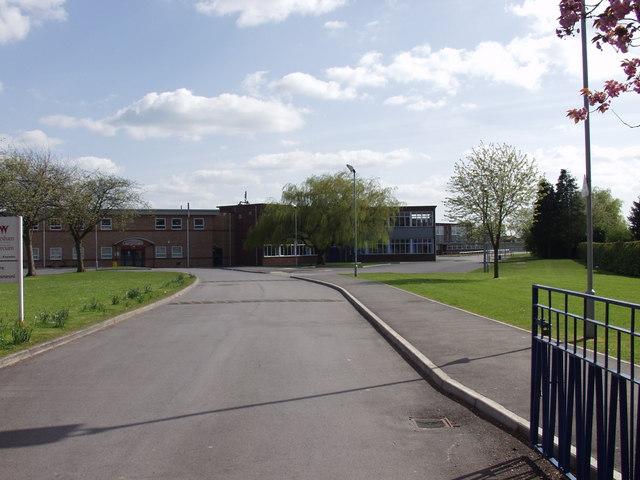 Rhosnesni High School, Wrecsam
