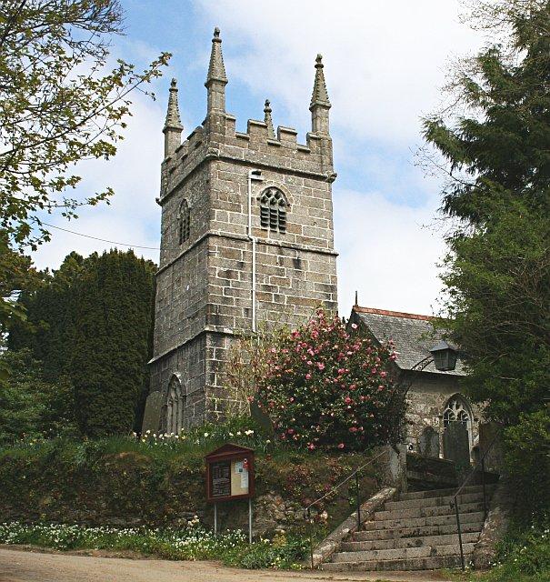 Perranarworthal Church