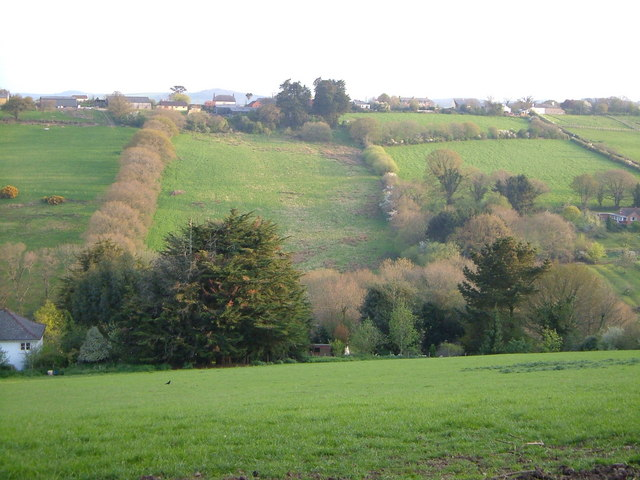 Nadder Brook valley