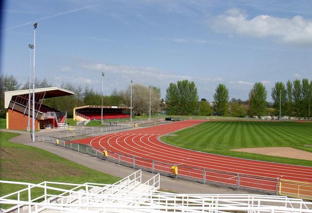 Queensway Stadium, Wrecsam