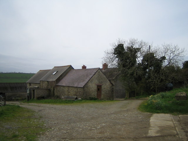 Wood Barn farm