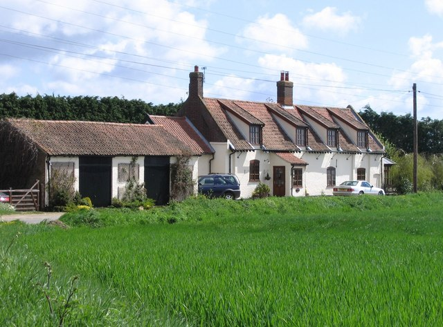 Red Lion House, Thurton