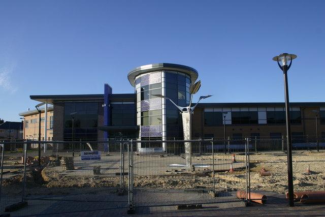 Preston Road Village Centre