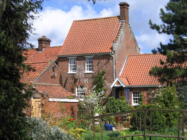 High House, Thurton