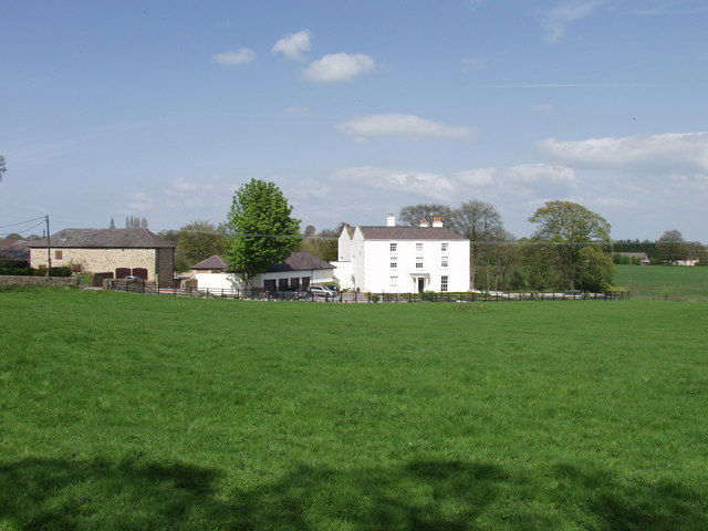 Gatewen Hall, New Broughton, near Wrecsam