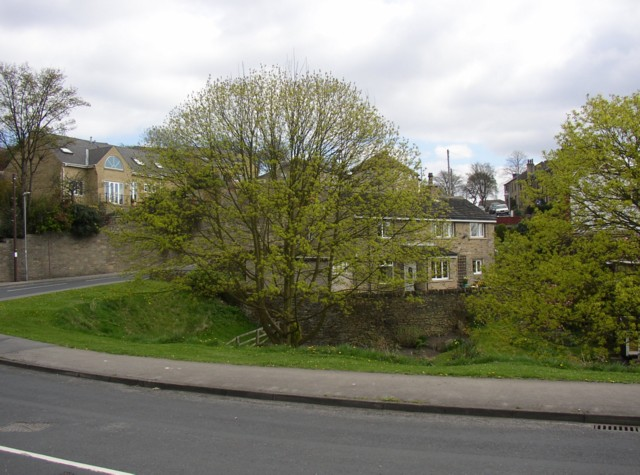 The bend at Netheroyd Hill, Fartown
