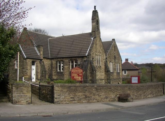 St Hilda's Church, Netheroyd Hill, Fartown