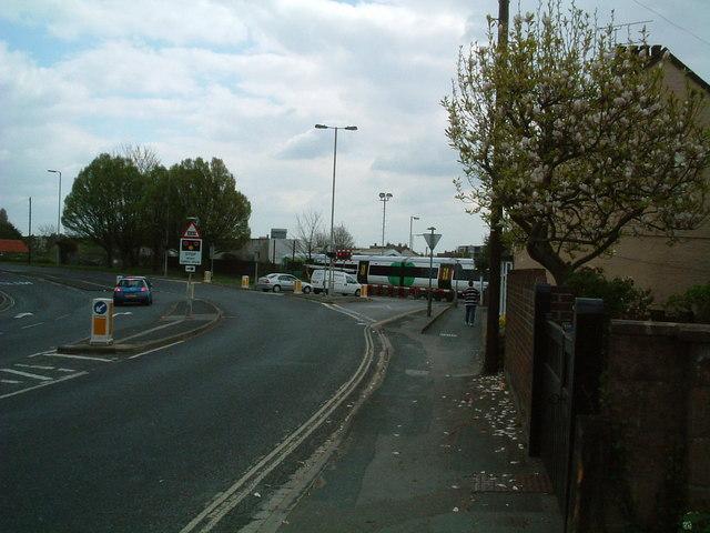 Level crossing, Bedhampton