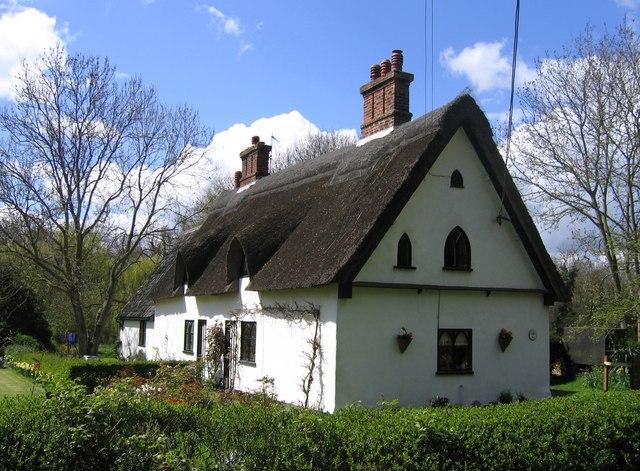 May Cottage, Bussey Bridge, Bergh Apton