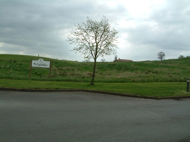 The Oxfordshire Golf Course
