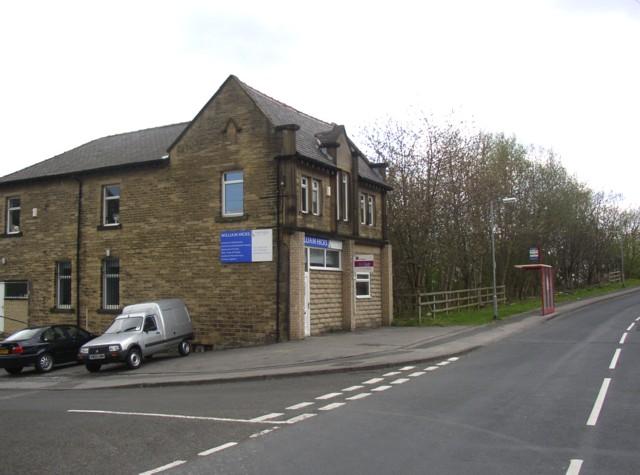 Former Post Office, Netheroyd Hill, Fartown