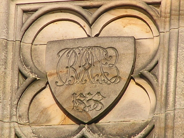 Date Stone : Brettanby Manor.