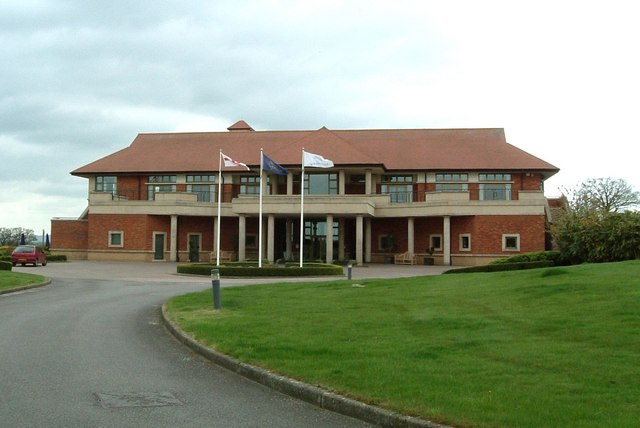 Oxfordshire Golf Club : The Clubhouse