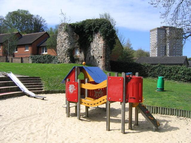 Southgate Lane play area, Norwich