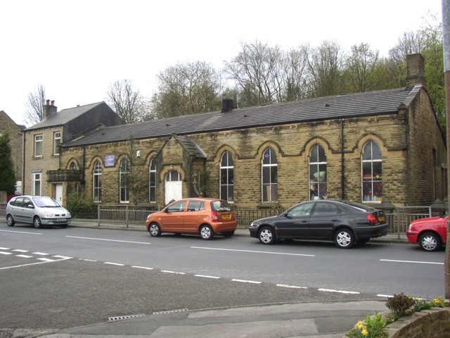 Sunday School, Netheroyd Hill, Fartown
